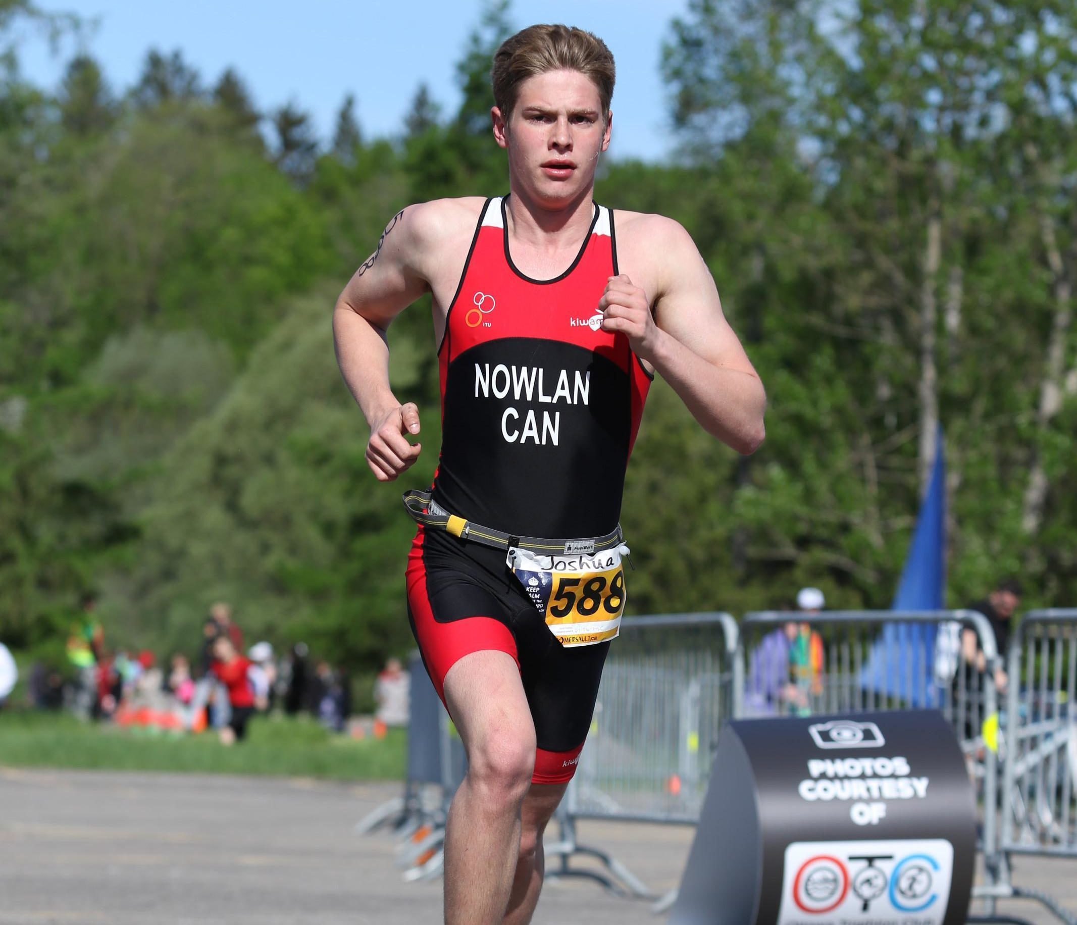 Triathlon Team - Josh Nowlan
