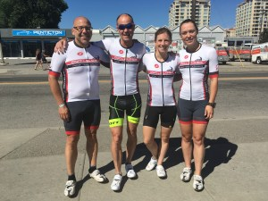 Penticton ITU Worlds – Race Report