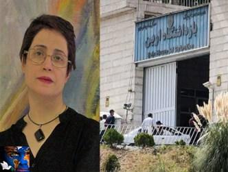 نسرین ستوده زندان اوین