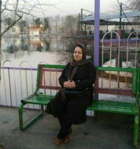 زینب همرنگ - معلم بازداشت شده ساکن تهران