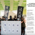 In a Leaderless Movement, Hong Kong's Student Activists Face Local and International Threats