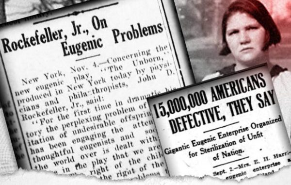 Rockefellers Funded Eugenics Initiative To Sterilize 15 Million Americans