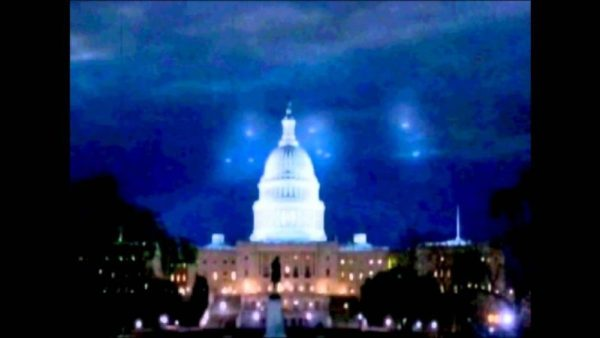 Authentic Video Of The Ufos That Flew Over Washington In 1952