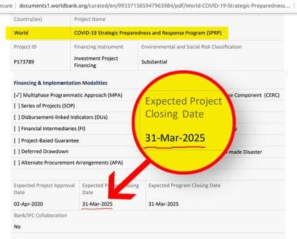 Covid Program 2025 1
