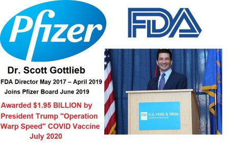 Gottlieb Fda Pfizer Warp Speed Covid Vaccine