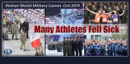 Wuhan Military Games Many Athletes Fell Sick