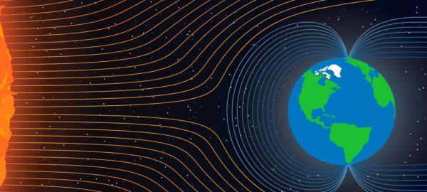 metaphysical effects of a magnetic pole reversal