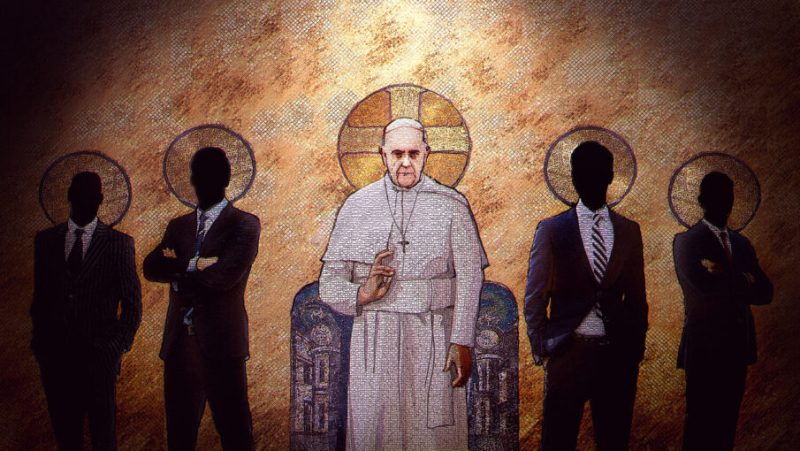 pope francis, once again, calls for a new world order and 'universal vaccines'