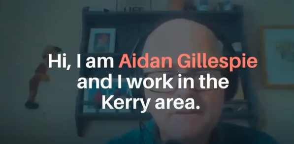 Aidan Gillespie is a payment terminal provider