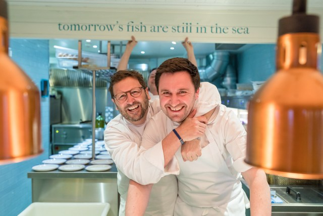 Humans of Hospitality, Mitch Tonks and Rockfish/Seahorse - Show Notes