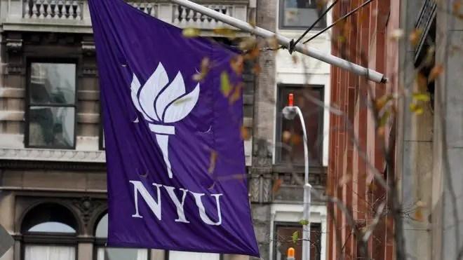 NYU Flag - New York University