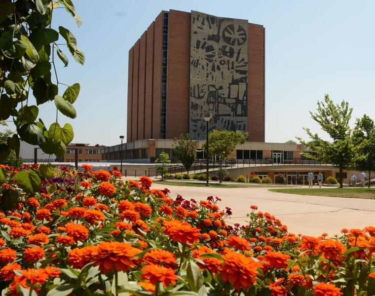 BGSU Jerome library