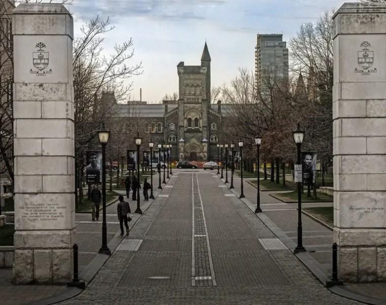 University of Toronto King College Road