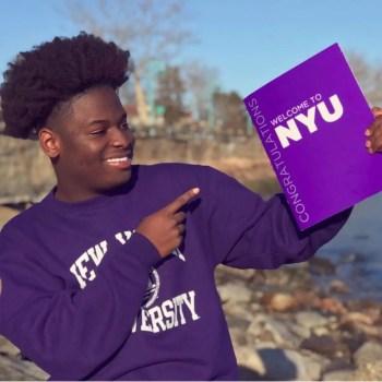 Humans of NYU - Calen