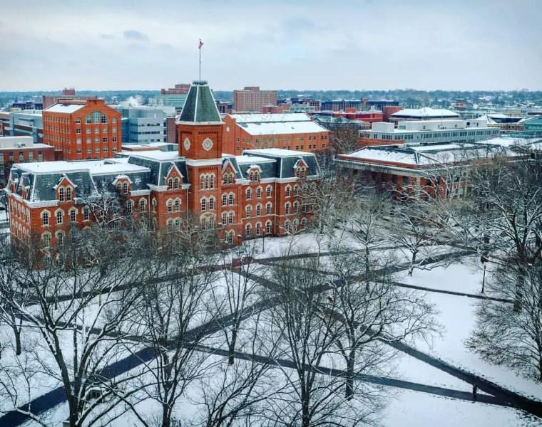 Ohio State Winter