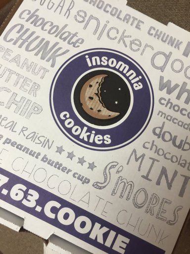 Insomnia Cookies utk
