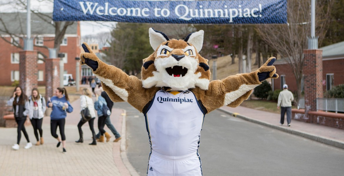 Welcome to Quinnipiac University