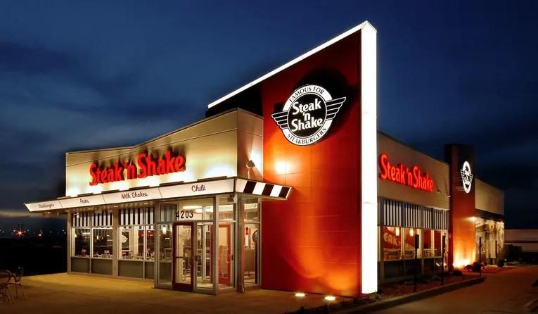 Steak N' Shake Kentucky