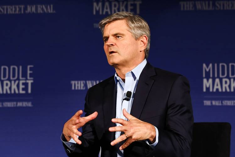 Steve Case Williams College