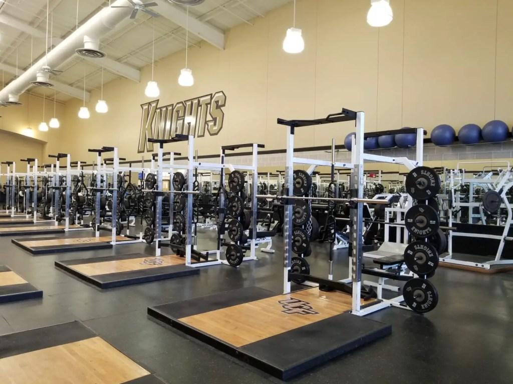 UCF Gym