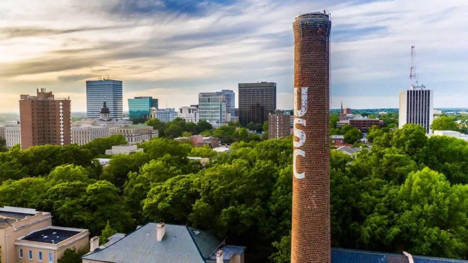 University of South Carolina Views
