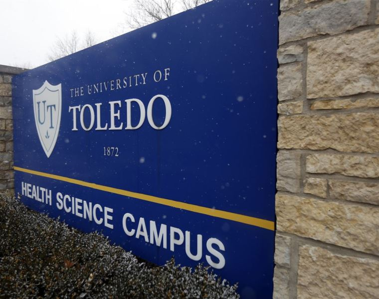 University of Toledo Teaching assistants