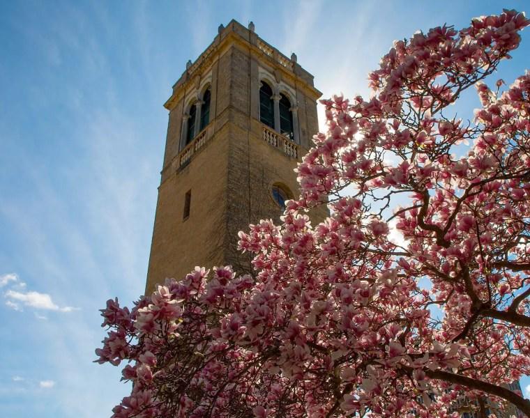 University of Wisconsin-Madison Spring Season