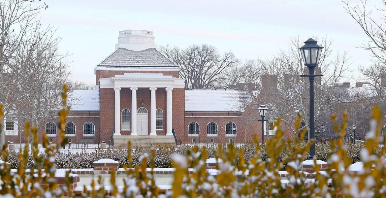 University of Delaware - Memorial Hall
