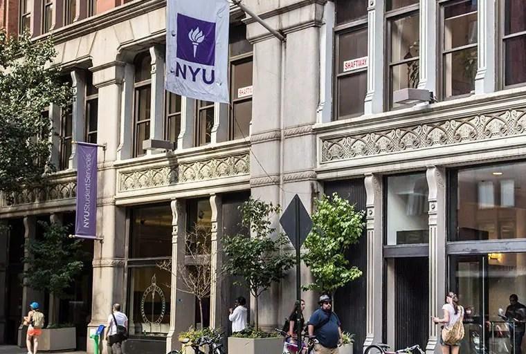 NYU packing list