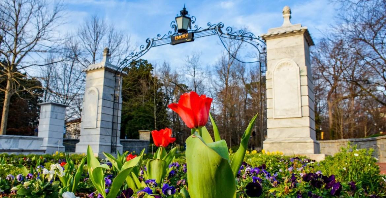 Emory University Spring