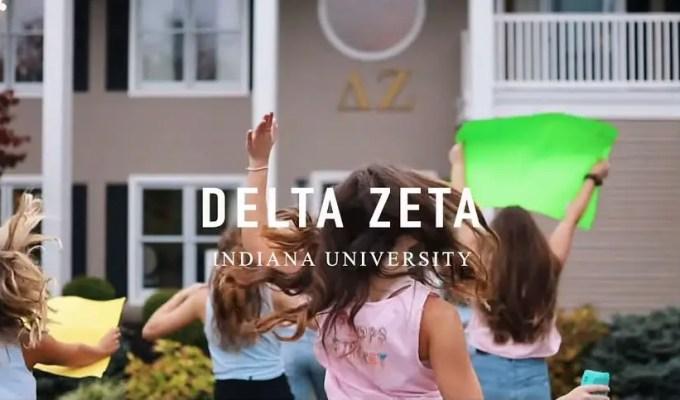 indiana university delta zeta