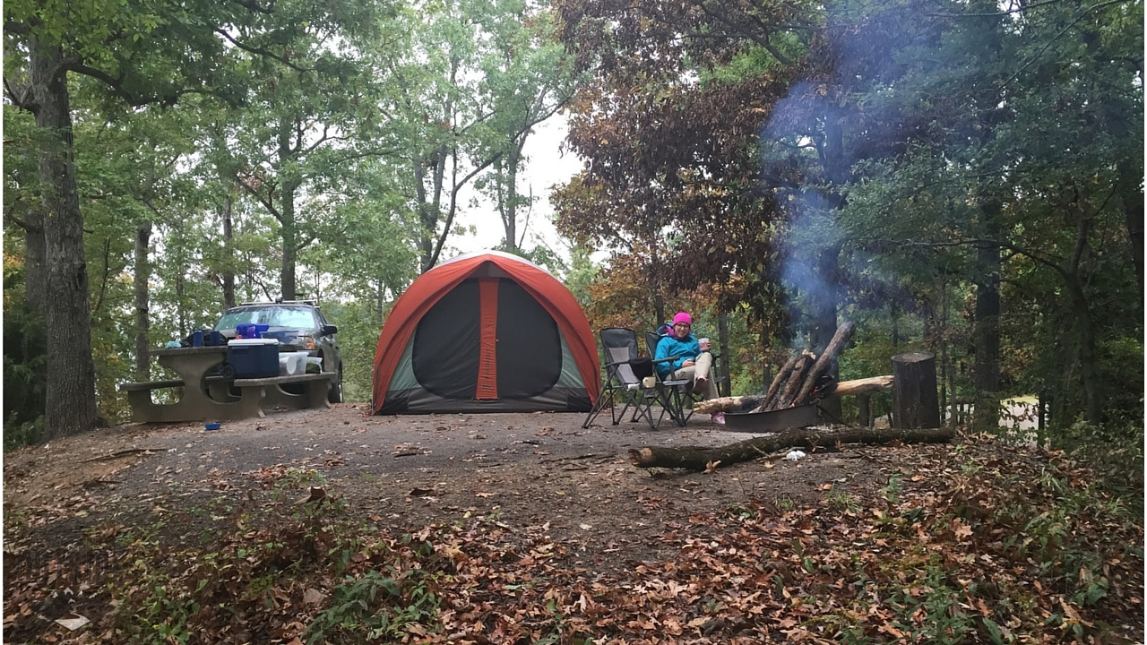 Don't know what to take on your first camping trip? Here's what you need to go camping. https://wp.me/p5hM3U-ec