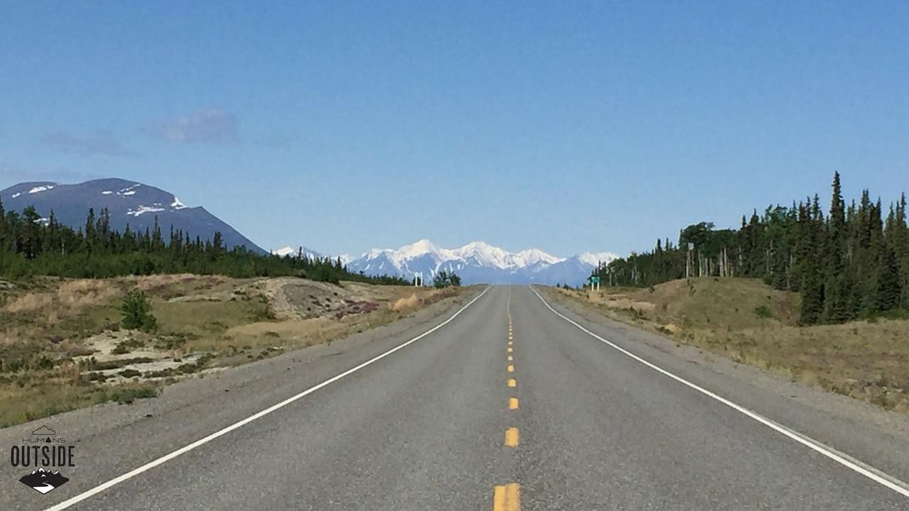 More Yukon driving.
