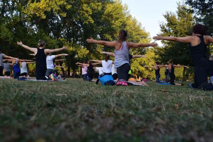 Cours de yoga anti burnout