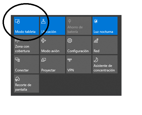Han desaparecido mis iconos del escritorio y han aparecido otros que no necesito. Además ha cambiado el entorno visual y nada está en su sitio ¿Qué ocurre?
