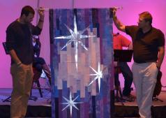 Star-Light Worship Banner