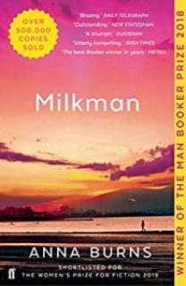 milkman by anna burns on humbaa.com