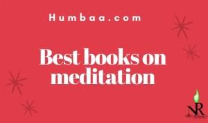 best books on meditation