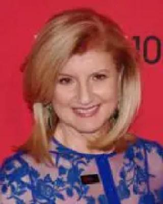 Arianna Huffington image