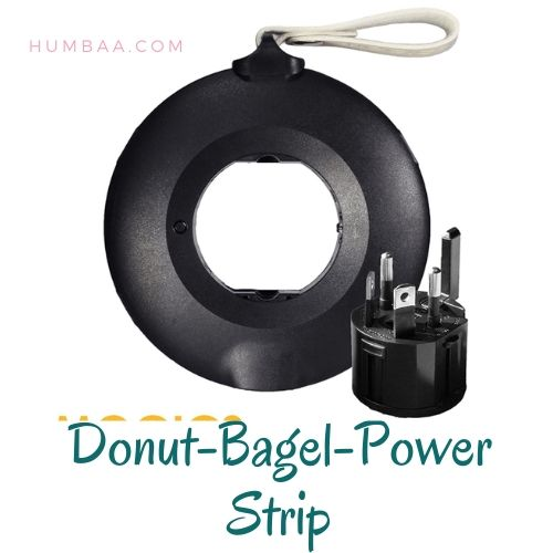 MOGICS Power Donut – Share the Power, Save the Space.