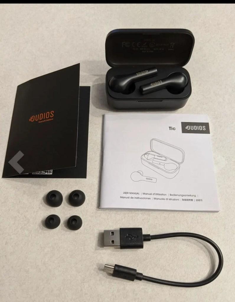 dudios true wireless earbuds 3
