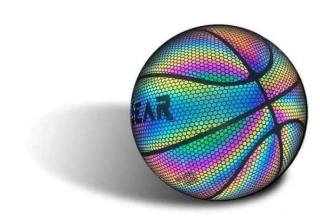 The Galaxy basketball