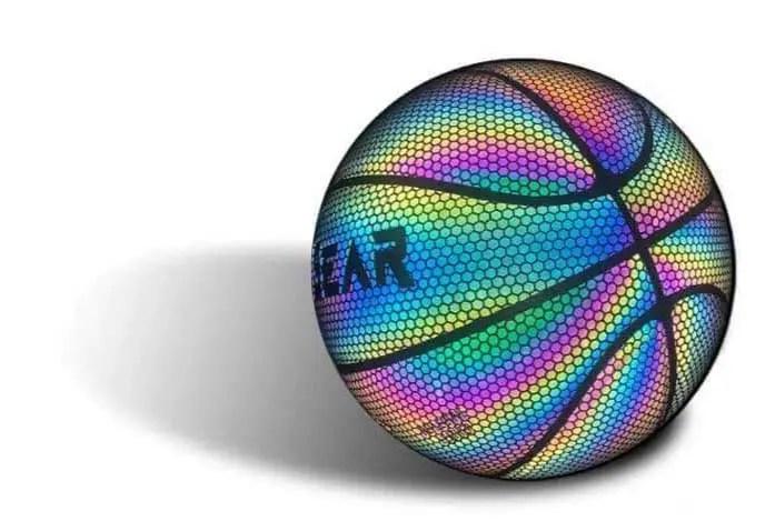The Galaxy basketball