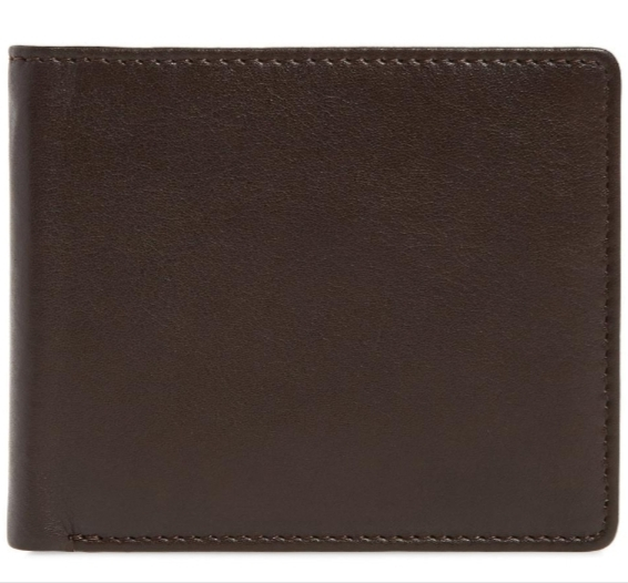 LIAM SLIM LEATHER WALLET