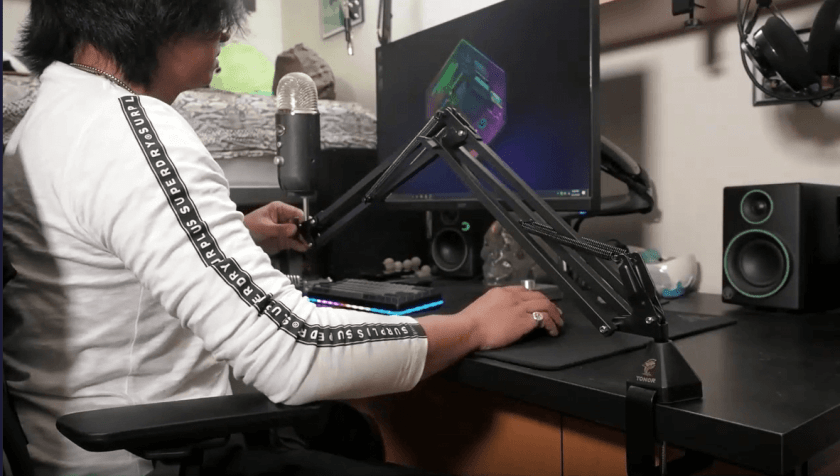 Tonor microphone Arm Stand