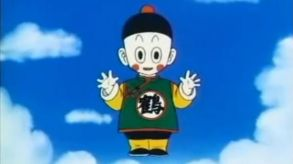 Chiaotzu from Dragon Ball Z