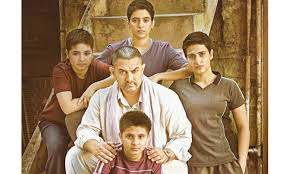 Dangal movies cast