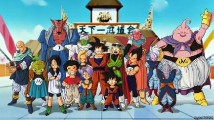 Dragon Ball Z-Z fighters