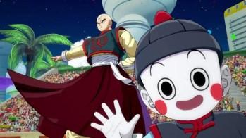Yajirobe from Dragon Ball Z