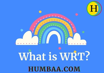 what is wrt?